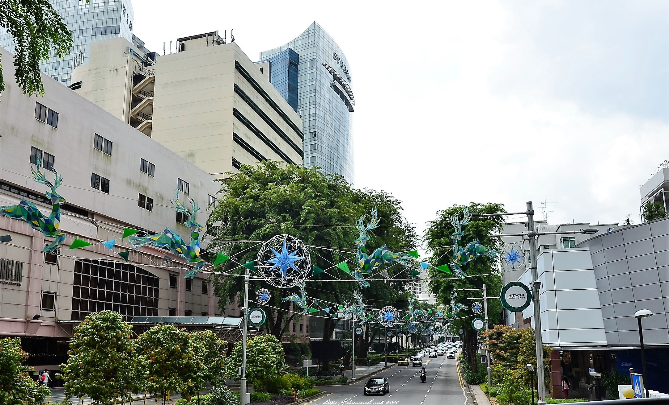 Die Orchard Road